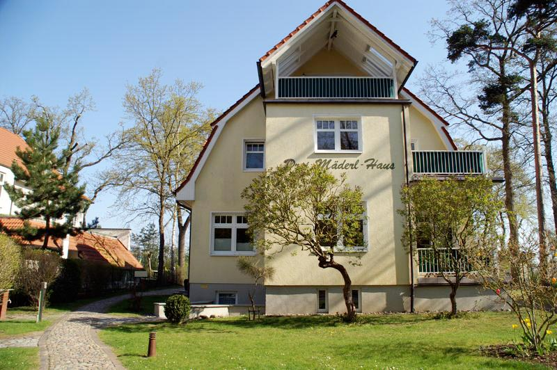 Impressionen Drei Mäderl Haus Strandvilla Boltenhagen